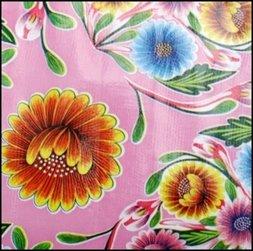 40.Floral roze
