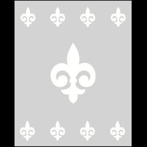 Raamfolie Motief: Barok 2 60cm