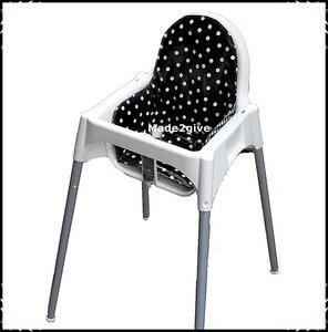 Ikea eetstoel baby