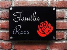 Naambord-Roos