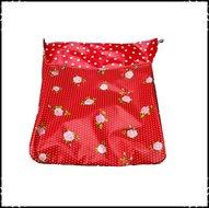 Postopvanger-Brievenbuszak-Dots-&-Roses-rood-polkadot-rood
