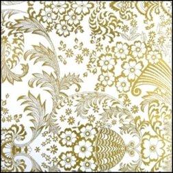 28.Barok goud - wit