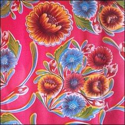 41.Floral fuchsia