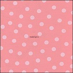 68.Polkadot roze