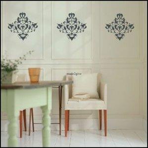 Muursticker  Barok (0725)  Wall Deco