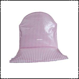 Tiamo Kinderstoel Prenatal.Kussen Voor Prenatal Tiamo Kinderstoel Ruit Roze Jet Dessin