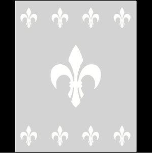 Raamfolie Motief: Barok 5 60cm