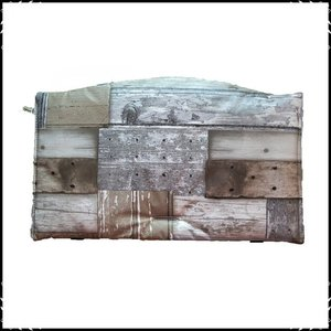 Kussen voor zitplank Stokke Tripp Trapp kinderstoel Steigerhout / steigerhout blauw