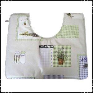 Wc mat Lavender / boerenruit paars