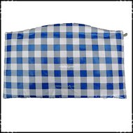 Kussen-voor-zitplank-Stokke-Tripp-Trapp-kinderstoel-Boerenruit-blauw-groot-ruit-rood-groot