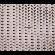 Plakplastic-Franse-lelies-blauw