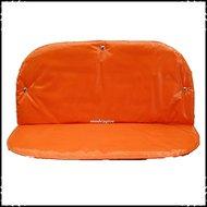 kussenset-voor-Babboe-city-Bakfiets-Effen-oranje
