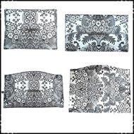kussenset-voor-Stokke-Tripp-Trapp-kinderstoel-4-delig-barok-wit-barok-zwart