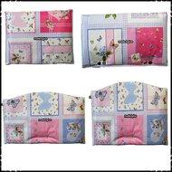 kussenset-voor-Stokke-Tripp-Trapp-kinderstoel-4-delig-Jet-dessin-ruit-roze
