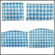 kussenset-voor-Stokke-Tripp-Trapp-kinderstoel-4-delig-ruit-lichtblauw-groot-ruit-groen-groot