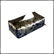 Tissueboxhoes-barok-zwart-goud