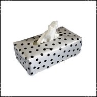 Tissueboxhoes-polkadot-wit