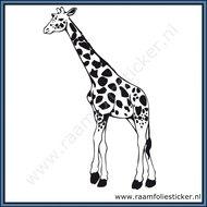 Sticker-Giraffe