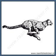 Sticker-Cheetah