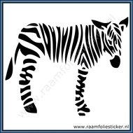 Sticker-Zebra