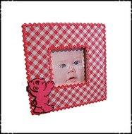 Fotolijst-babykamer-roze