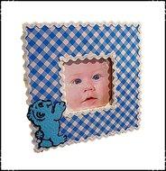 Fotolijst-babykamer-blauw