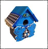 Vogelhuisje-medium-blauw-met-beertjes