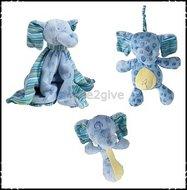 Knuffelset-olifant