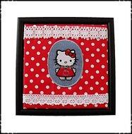 Luxe-wanddecoratie-Hello-Kitty