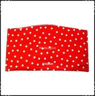 Kussen-voor-zitplank-Stokke-Tripp-Trapp-kinderstoel-Polkadot-rood-Boerenruit-rood
