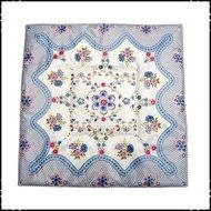Decoratieve-vloermat-Jardin-blauw