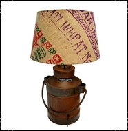 Lamp-Melkbus