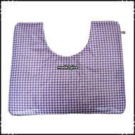 Wc-mat-Boerenruit-paars-Lavender