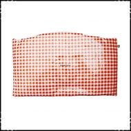Kussen-voor-zitplank-Stokke-Tripp-Trapp-kinderstoel-ruit-oranje-effen-oranje