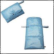 Verschoningsmat-ruit-lichtblauw