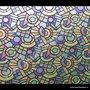 Raamfolie Mozaiek Marseille